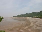 干江镇白马岙村黄金沙滩