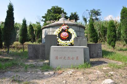 潘心元烈士墓
