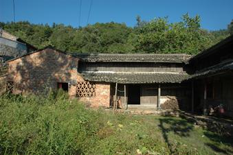 海上游击大队大青村驻地旧址(陈家老屋)